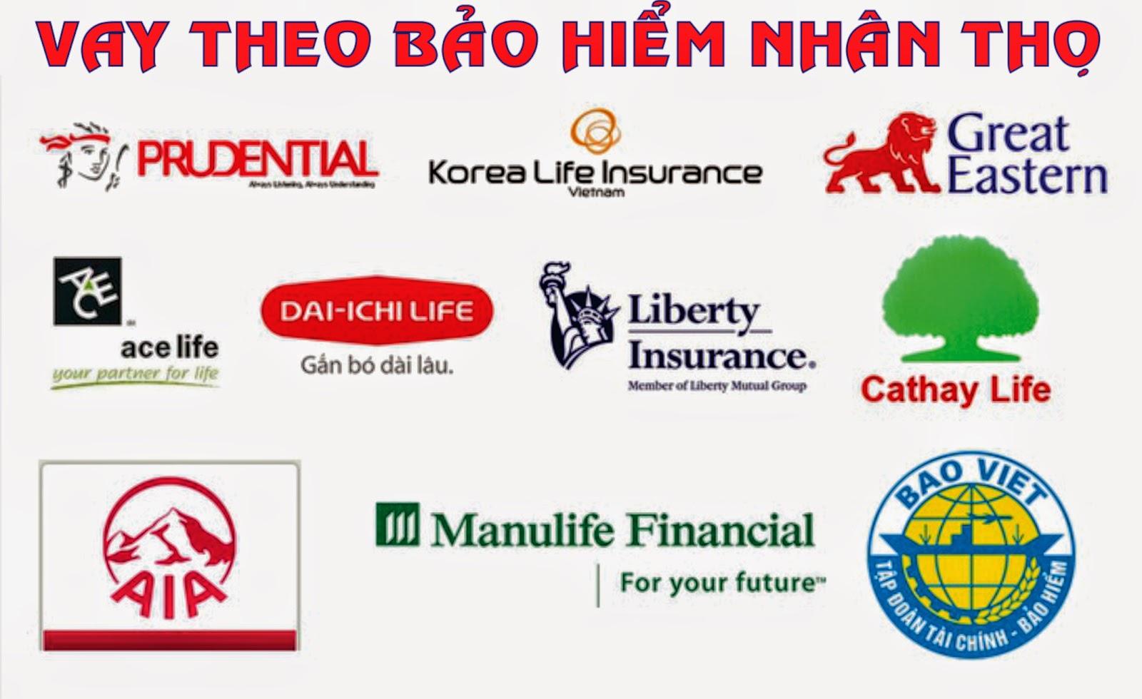 vay tín chấp bằng hợp đồng bảo hiểm