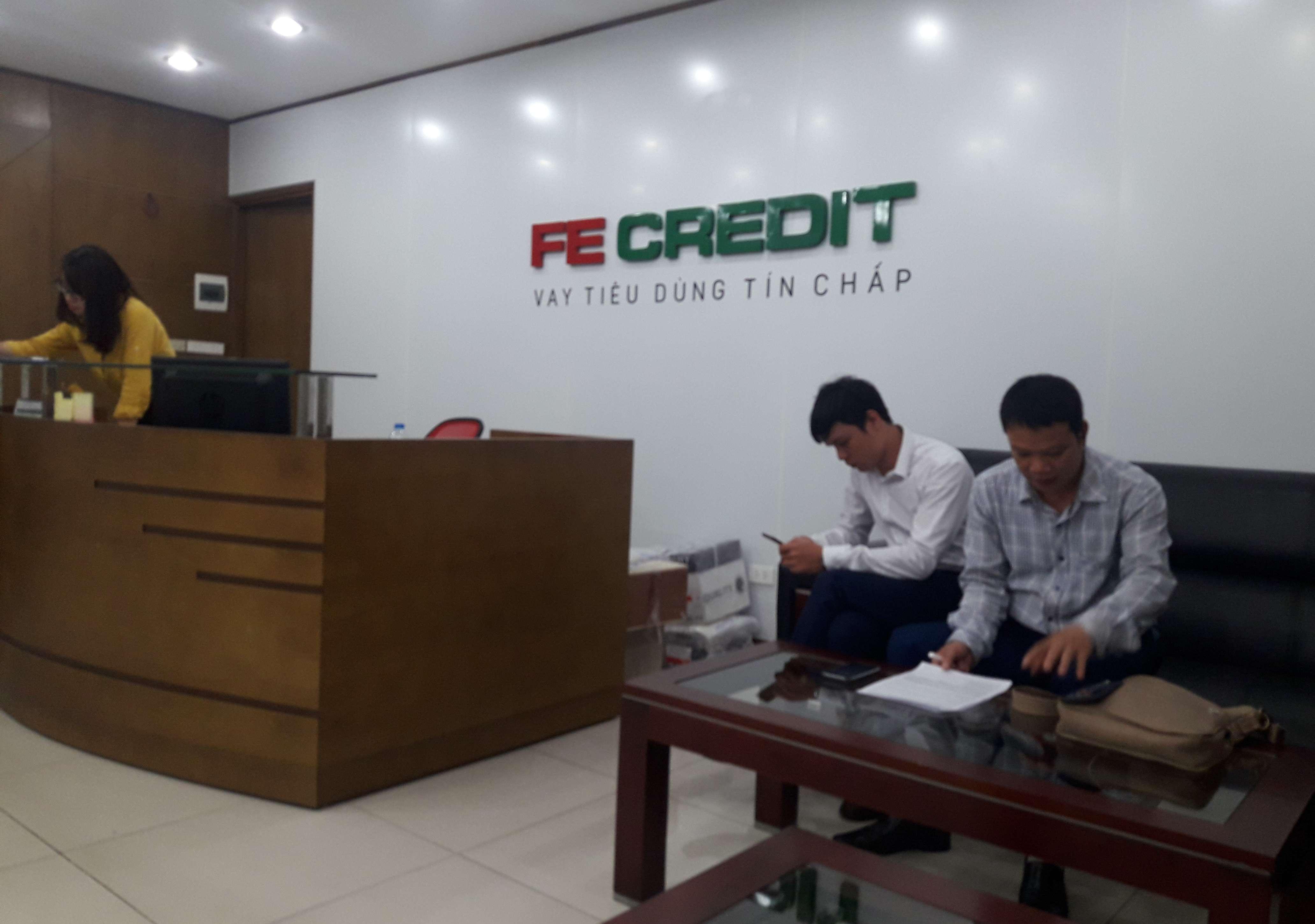 Cách tính lãi suất vay tín chấp Fe Credit