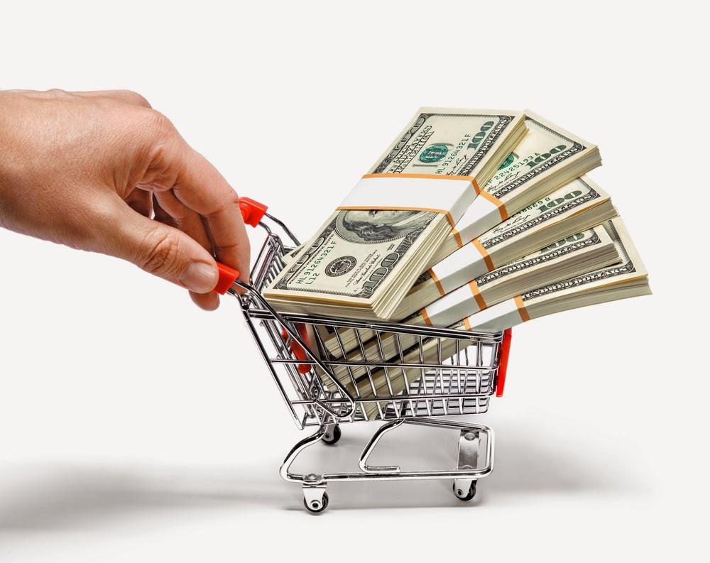 Lãi suất cho vay tiêu dùng tín chấp