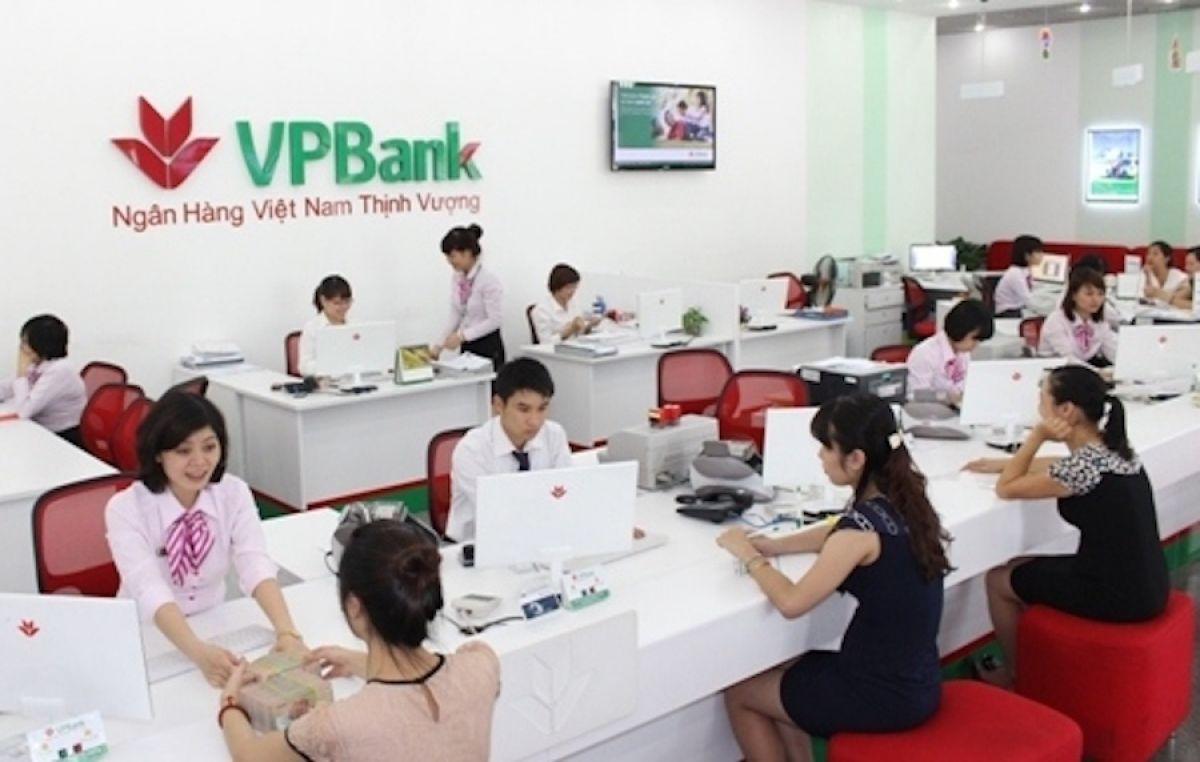 Vay tín chấp qua thẻ tín dụng VPBank