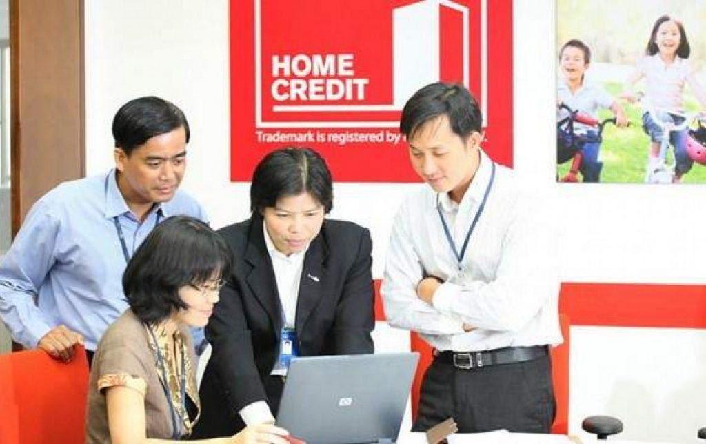 vay tiêu dùng tại home credit